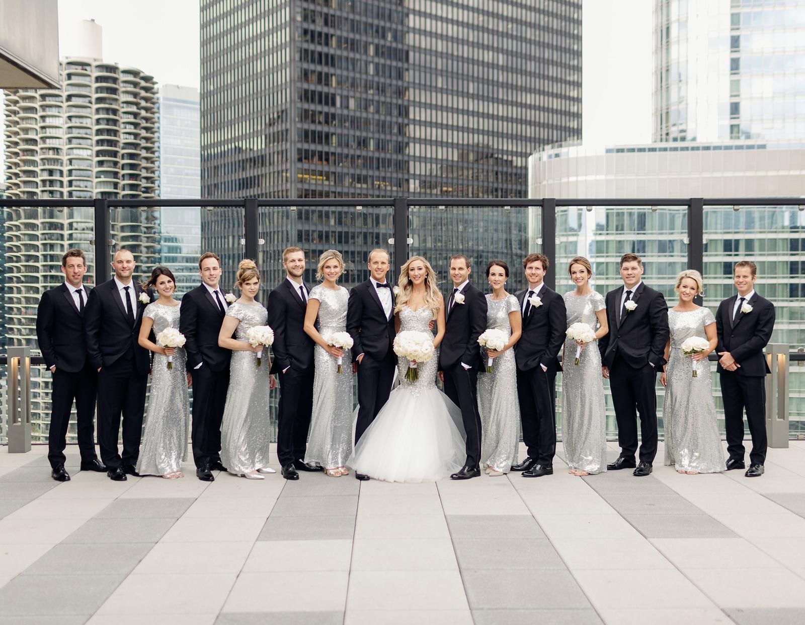 92cab3c42262 Carly Cristman Wedding Album. Chicago, Illinois. (Credit: Sarah Postma)