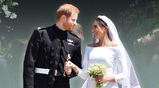 prince harry meghan markle royal wedding trends