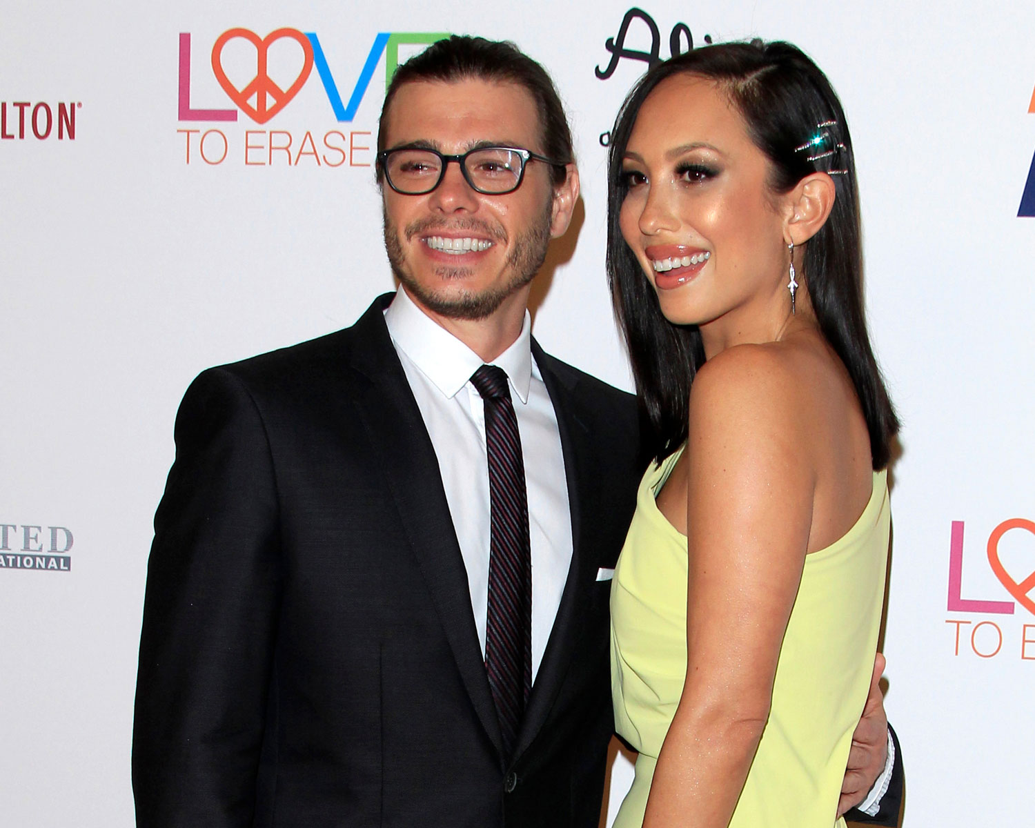 Cheryl Burke and Matthew Lawrence Marry in San Diego