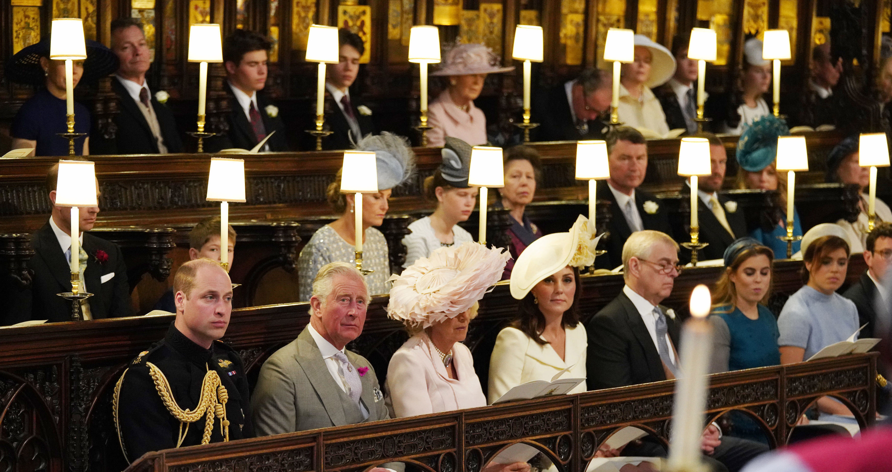 Royal Wedding Reverend Only Deviated Slightly From The Planned