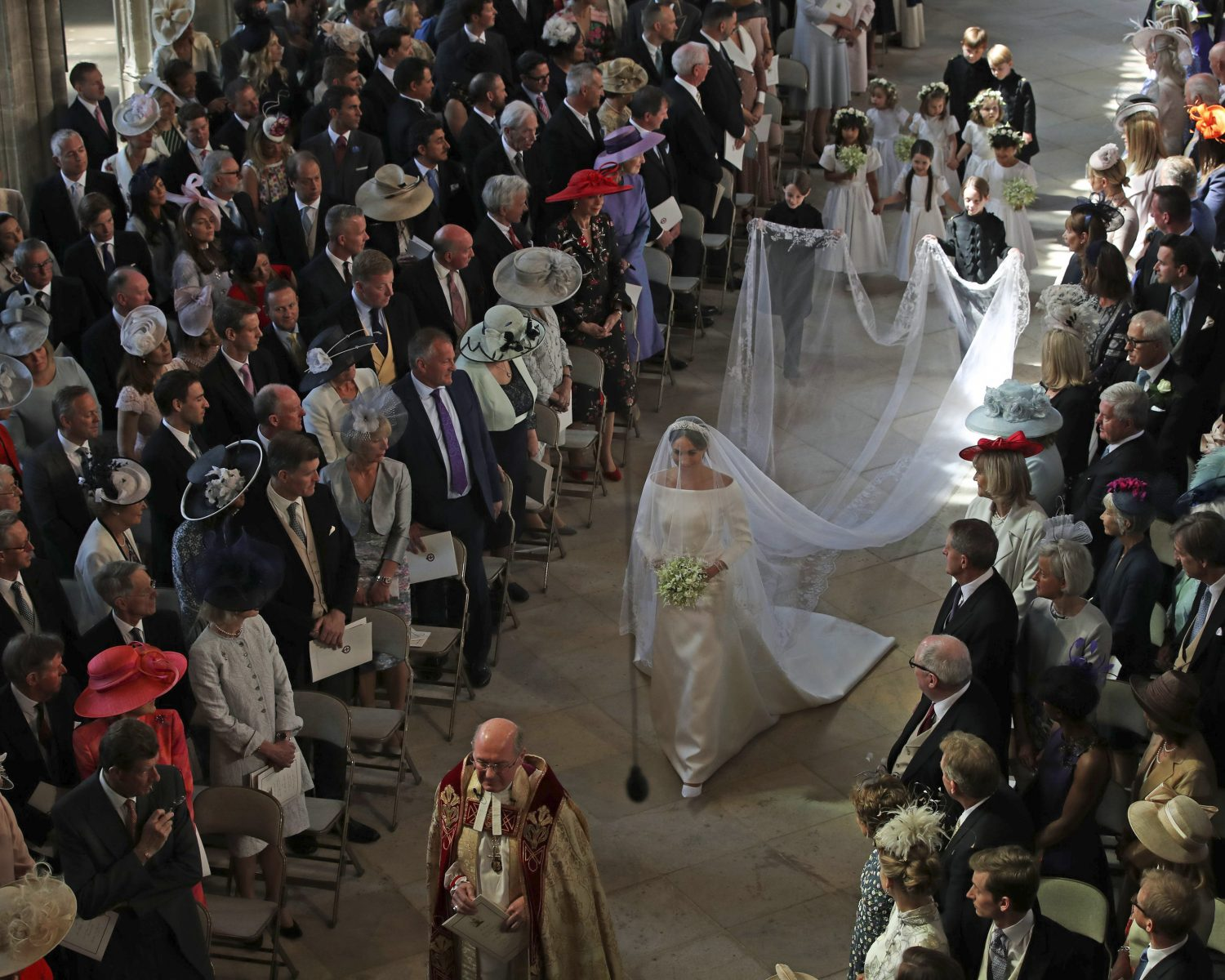 The royal wedding playlist is now on spotify listen here us actress meghan markle c walks down the aisle in st georges chapel windsor castle in windsor on may 19 2018 during her wedding to britains prince junglespirit Image collections