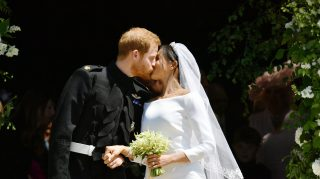 meghan harry wedding arch church