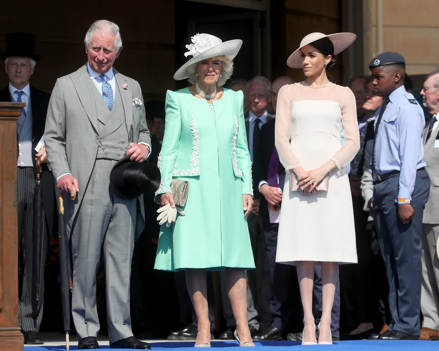 Prince Charles' Nickname for Daughter-in-Law Meghan Markle is Incredibly Sweet