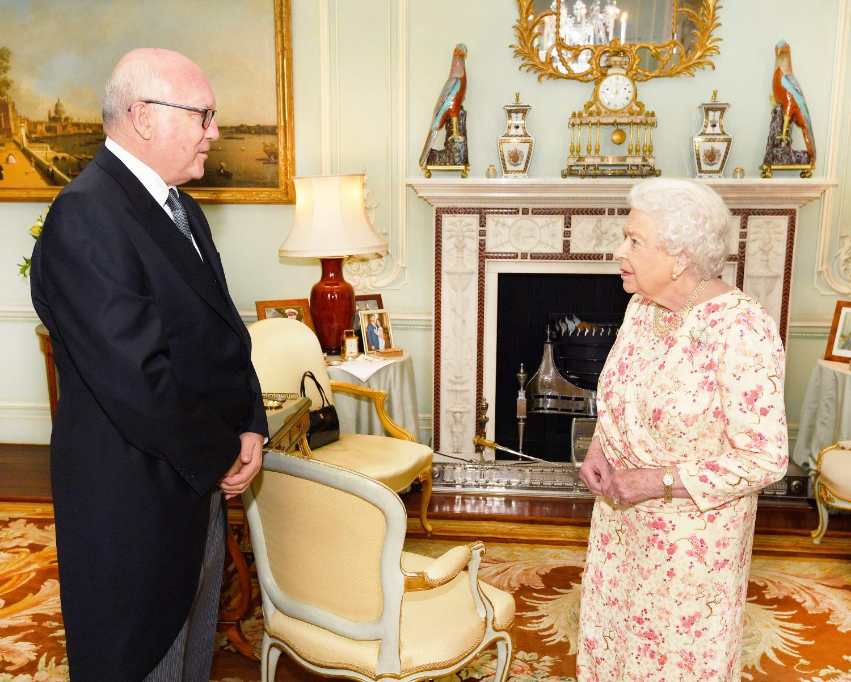 queen tribute harry meghan