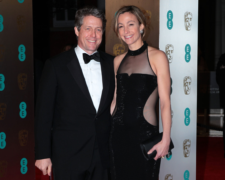 Hugh grant wife