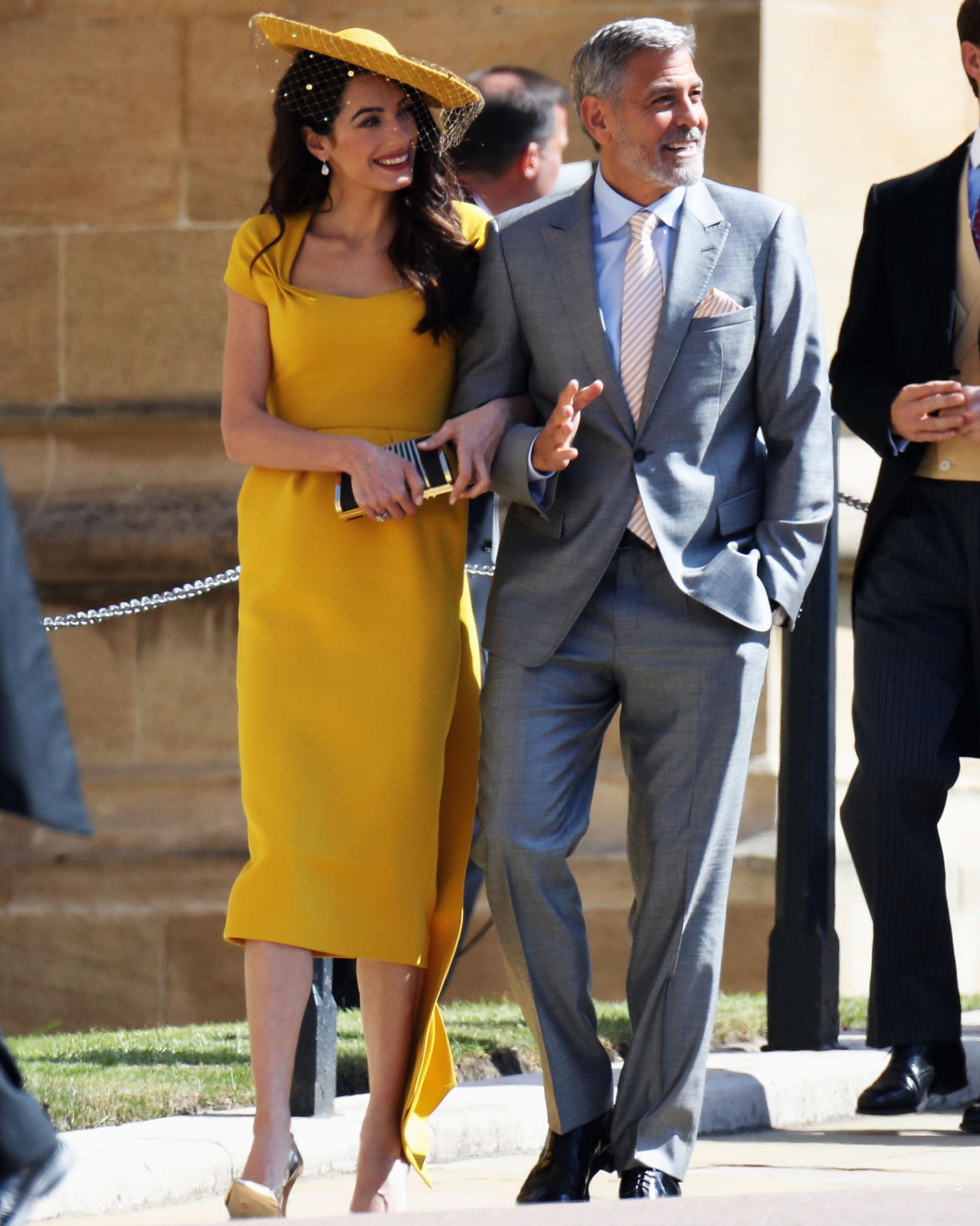 Oprah At Prince Harry Wedding.Royal Wedding Celebrity Guest Arrivals Include Suits Stars Oprah