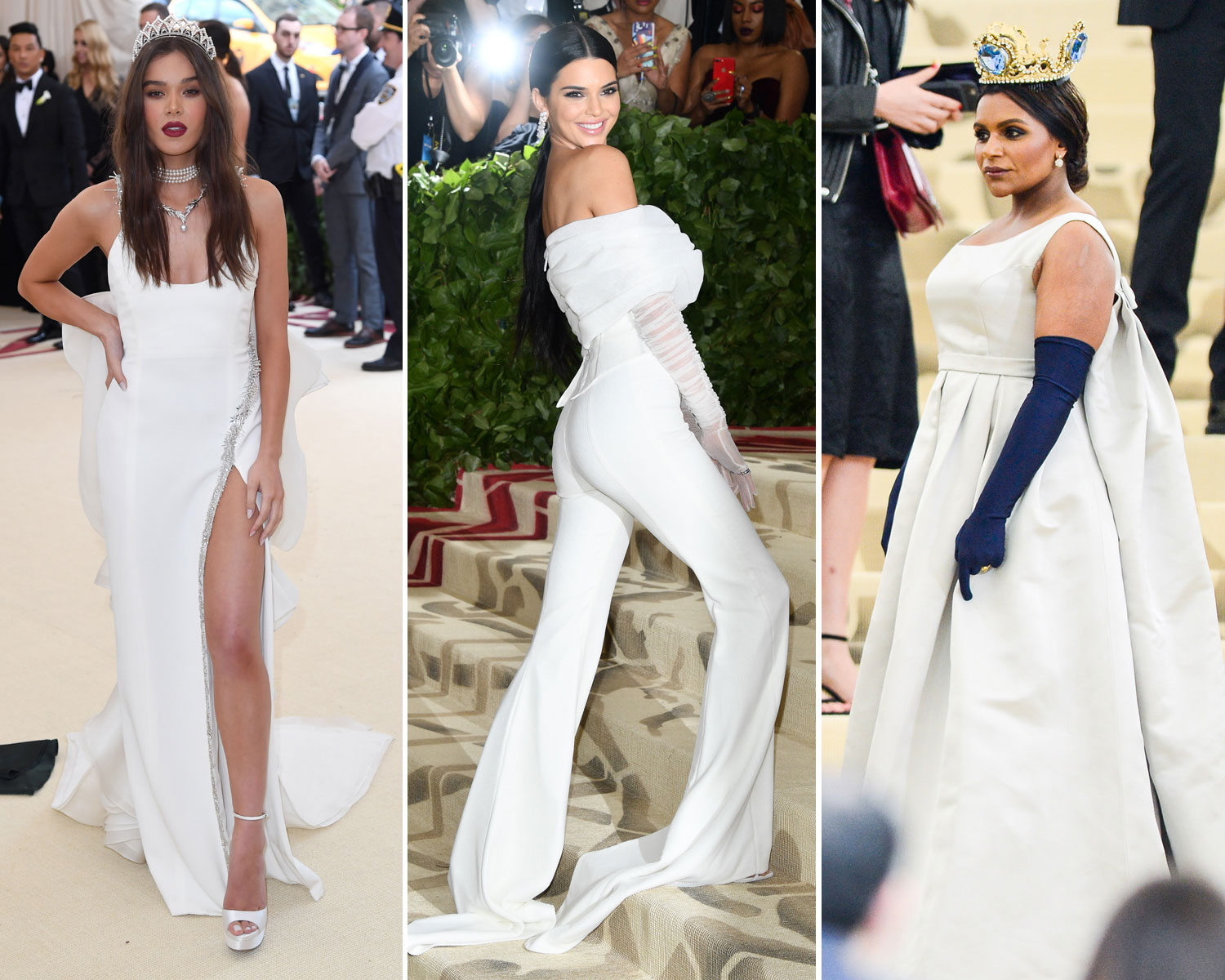 10 Ethereal Bridal Inspired Looks On The Met Gala 2018 Red Carpet Pics