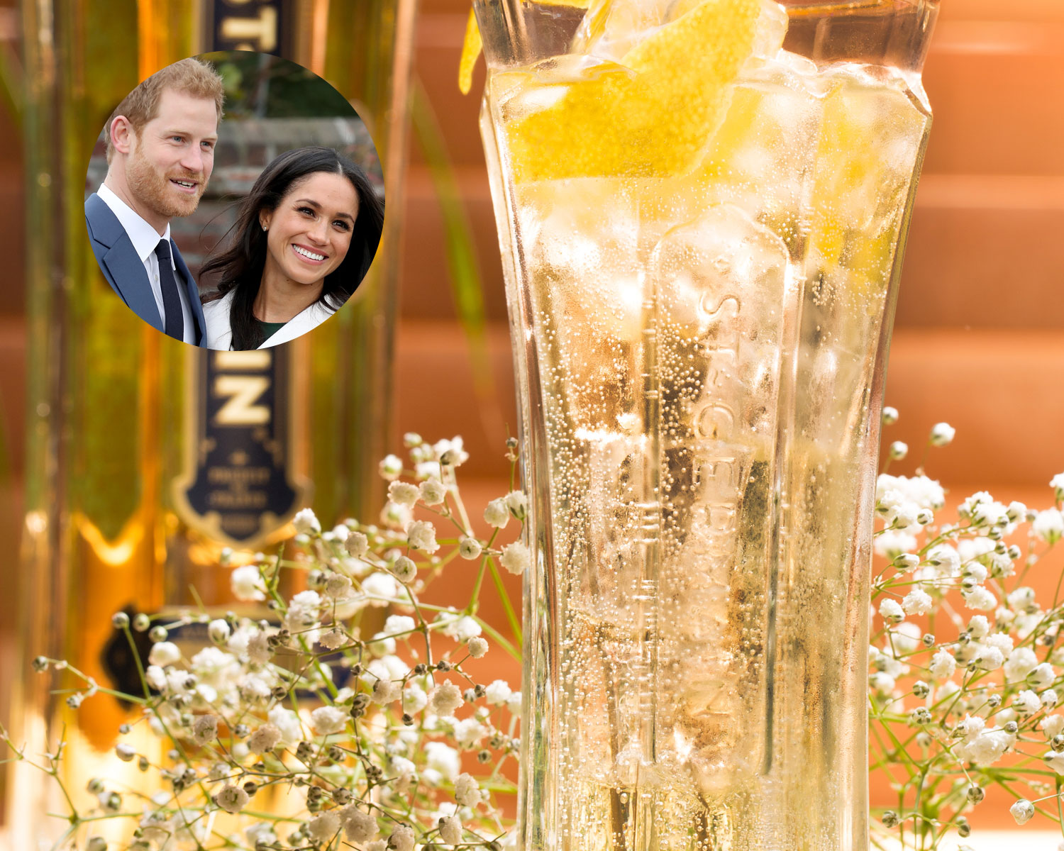 Exclusive Cocktails for The Royal Wedding