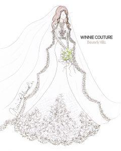 winnie couture meghan markle dress