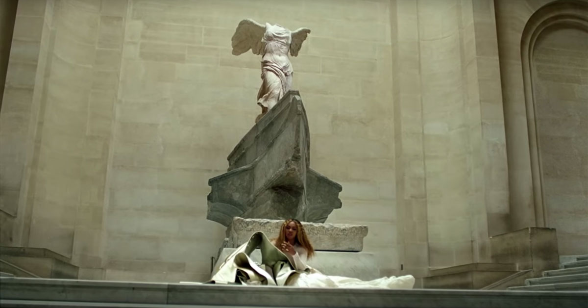 Beyonce Wore A 140 000 Wedding Dress In Her New Music Video