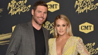carrie underwood mike fisher cmt