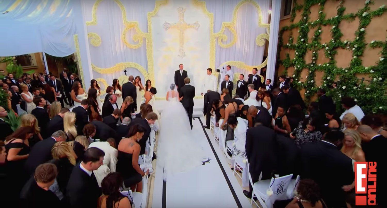 Kim Kardashian And Kaley Cuocos Old Wedding Decor Is For Sale