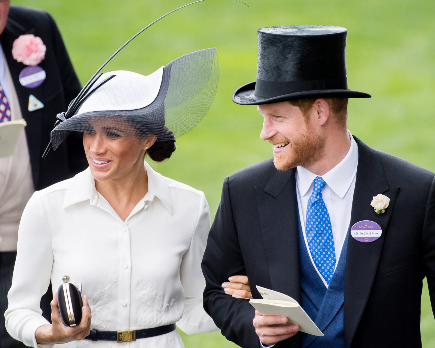 Prince Harry Just Paused His Honeymoon To Make A Major Announcement recommendations