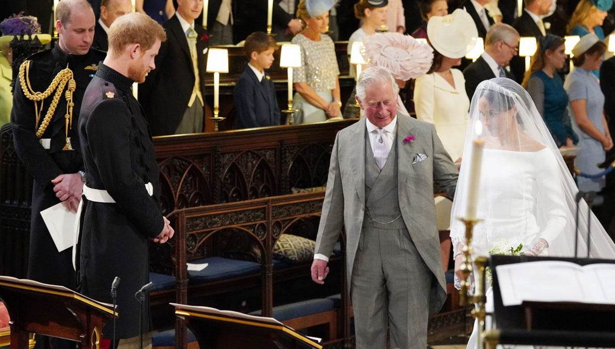 Royal Wedding Time.Meghan Markle S Father Speaks Out For The First Time After Royal