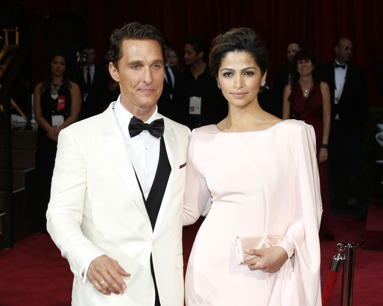 Matthew Mcconaughey Says His Clock Was Ticking When He Met