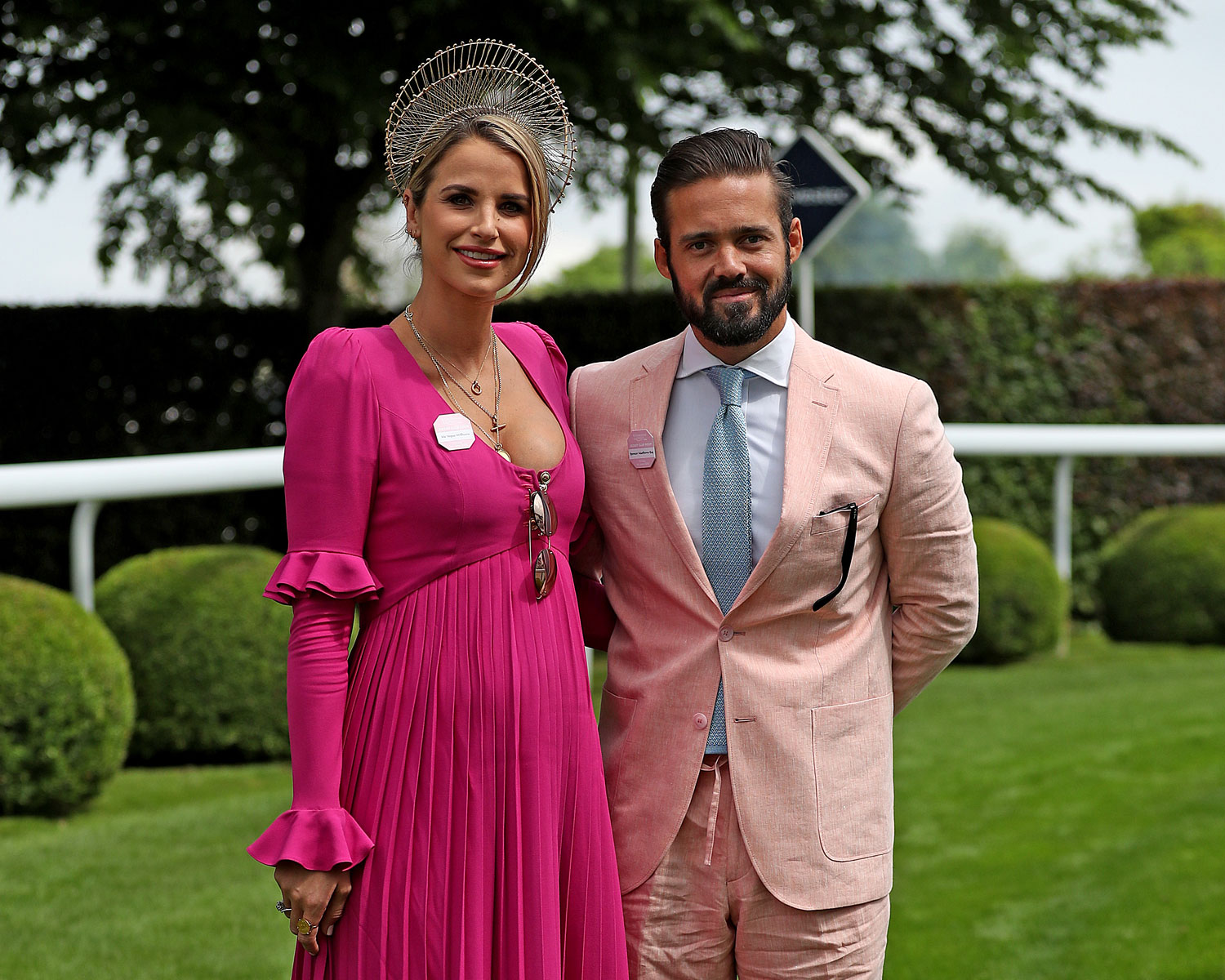 Pippa Middleton's Brother-in-Law Spencer Matthews Marries ...