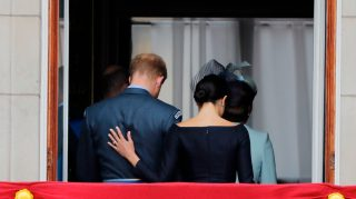 meghan markle prince harry giving up titles