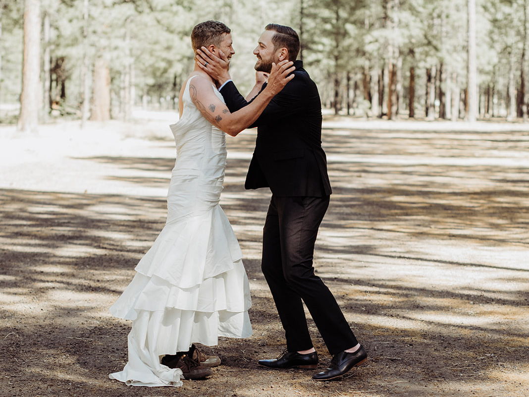 Brother Of The Bride Who Surprised Groom During First Look Reacts To