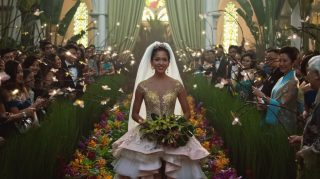 crazy rich asians wedding