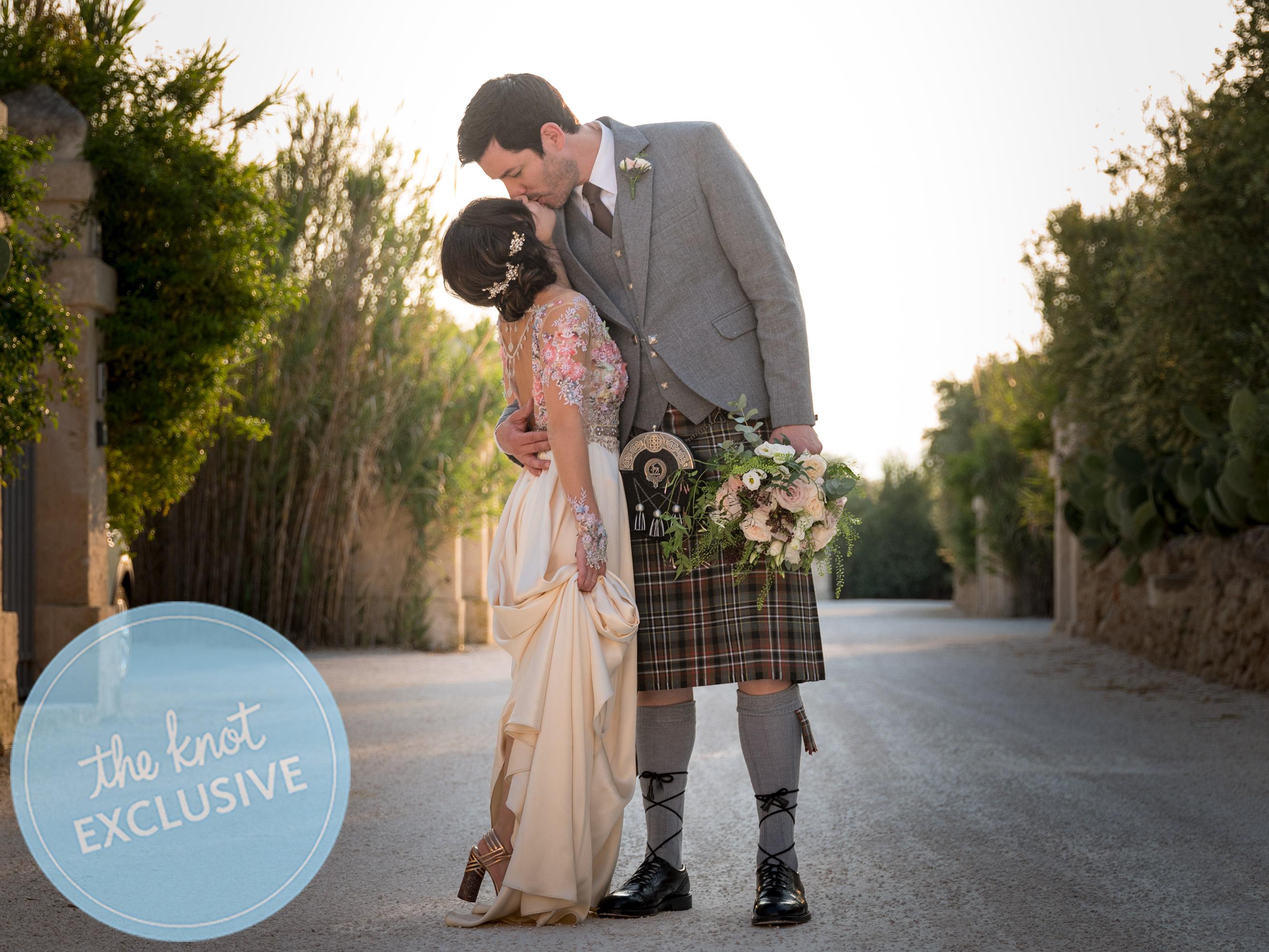 Drew Scott Wedding Date.Exclusive Drew Scott And Linda Phan S Very Personal Italian