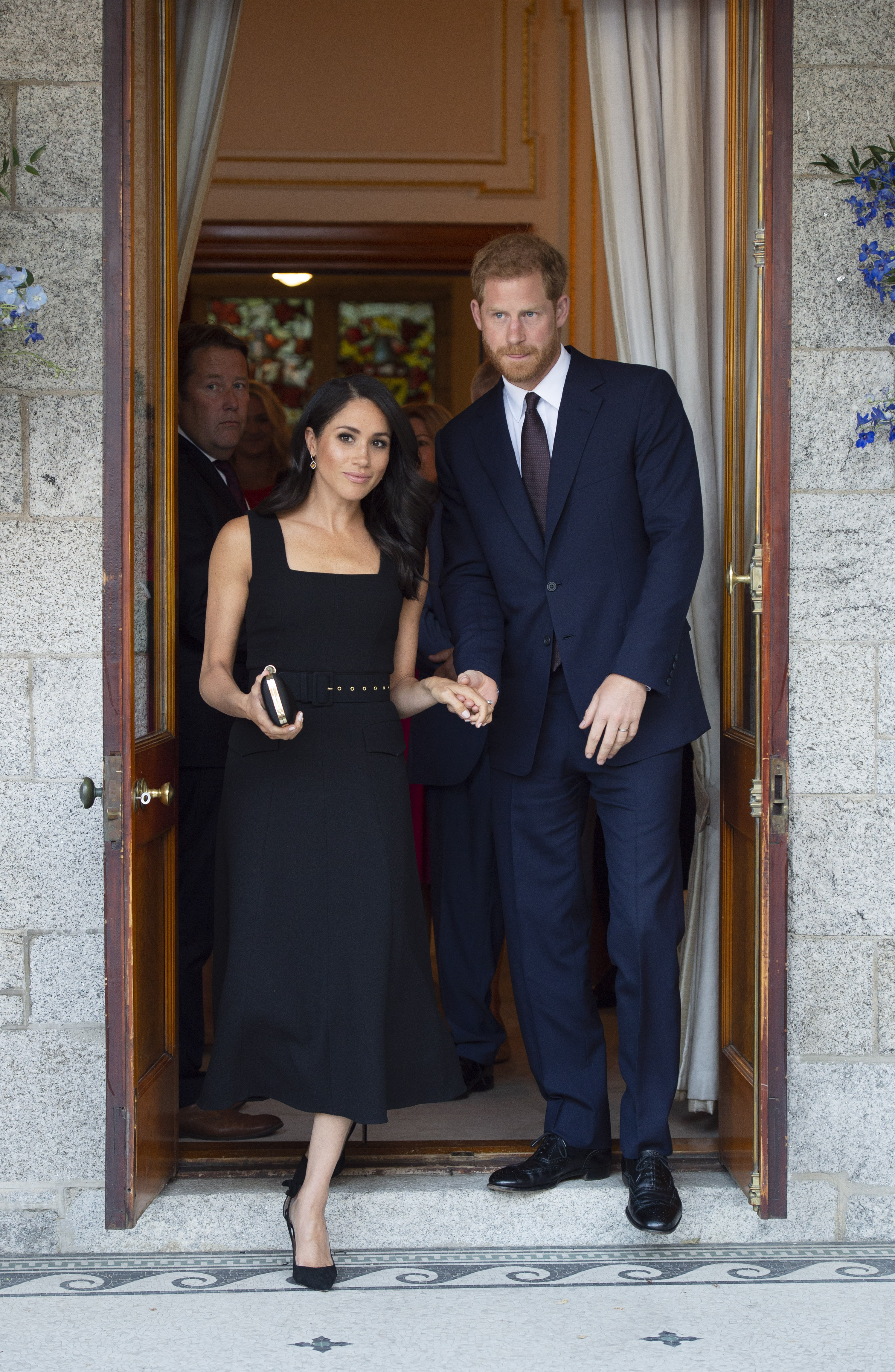 the duke and duchess of sussex visit ireland the knot news https www theknotnews com meghan markle prince harry ireland photos 31585 the duke and duchess of sussex visit ireland 2
