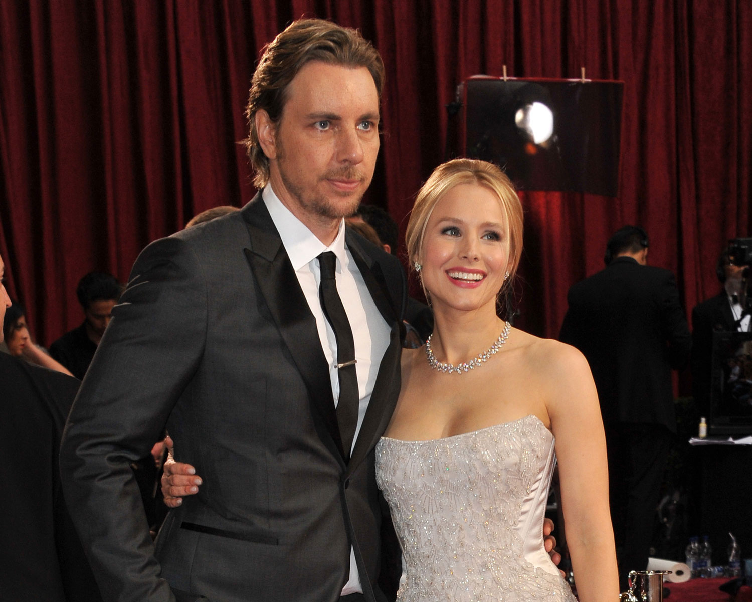 Exclusive: Kristen Bell and Dax Shepard Look Back at Their Wedding and What They Would Register for Today
