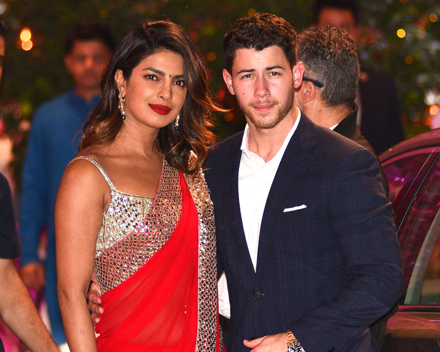 Priyanka Chopra Marries Nick Jonas In Ralph Lauren Wedding Dress