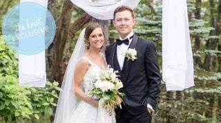 Scotty McCreery and Gabi Dugal Wedding