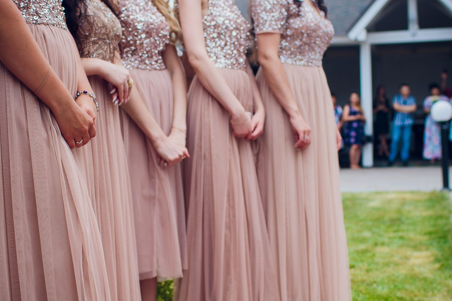 "Bridesmaid Asked To ""Relinquish"" Wedding Duties Gets Full"
