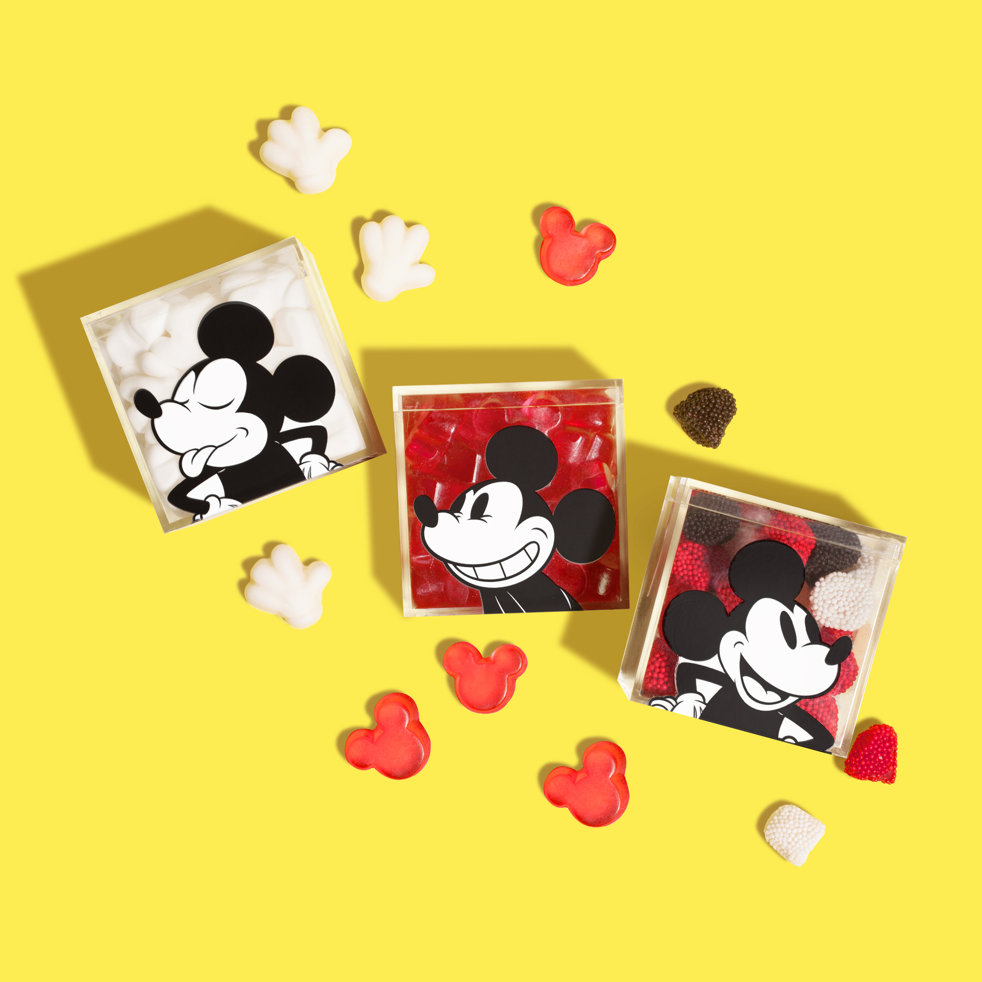 Disney\'s Newest Candy Collaboration Is the Perfect Wedding Favor