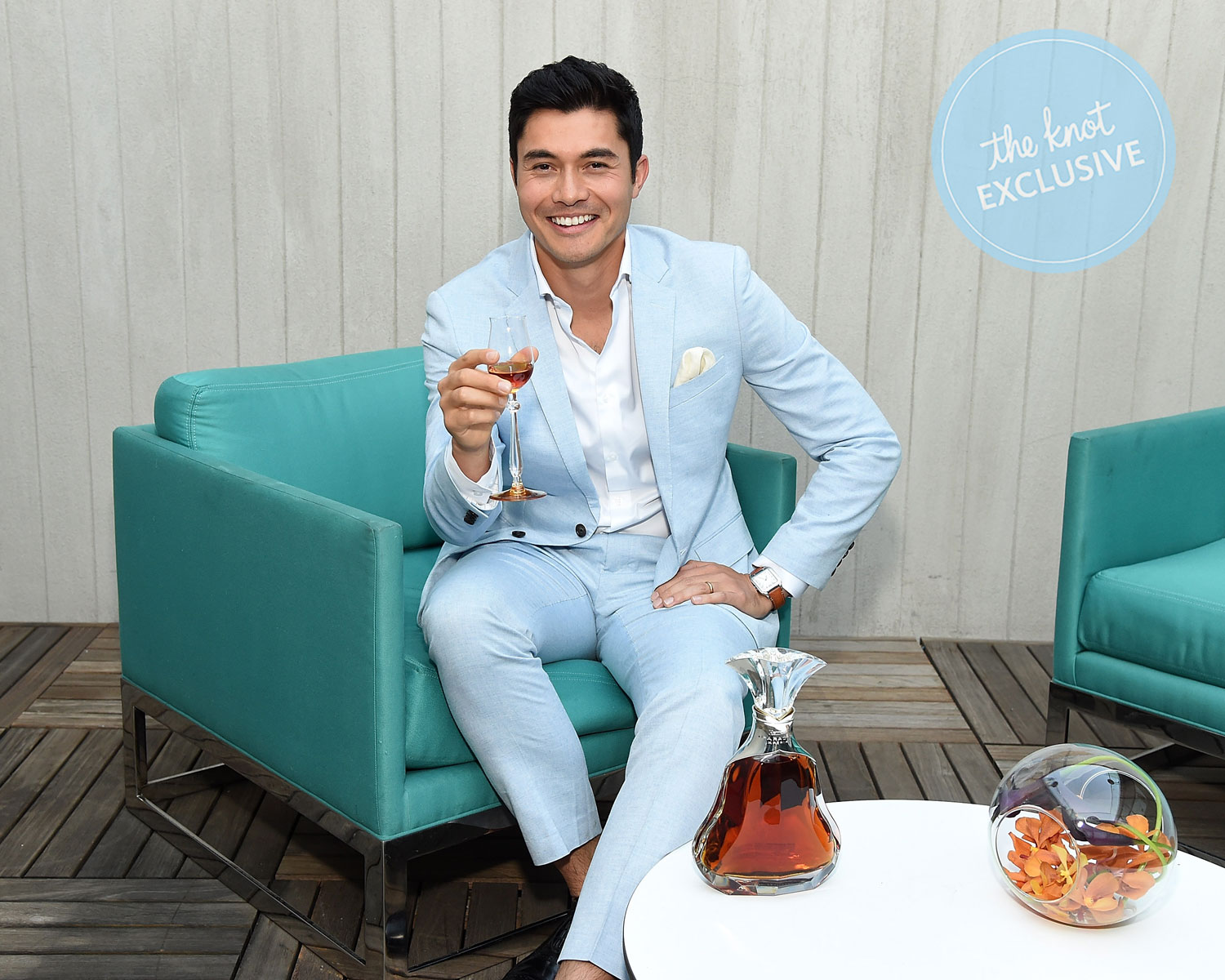 Exclusive: Crazy Rich Asians' Henry Golding On His Own