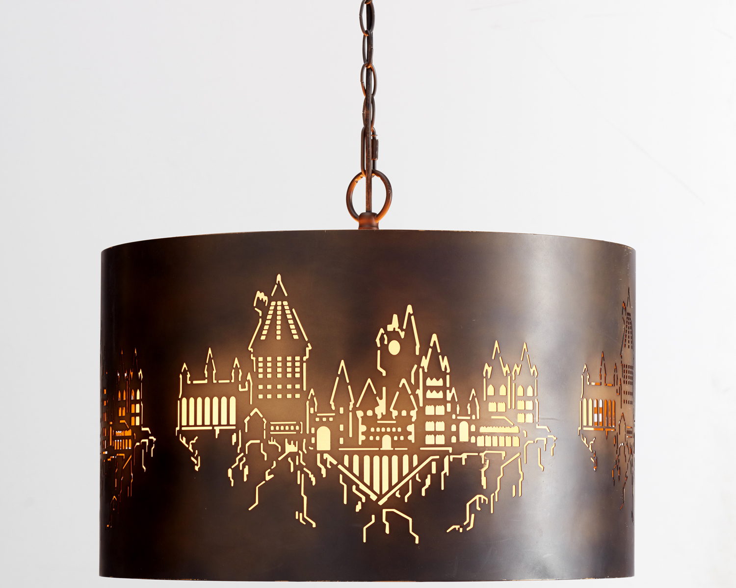 harry potter pottery barn holiday collection hanging pendant