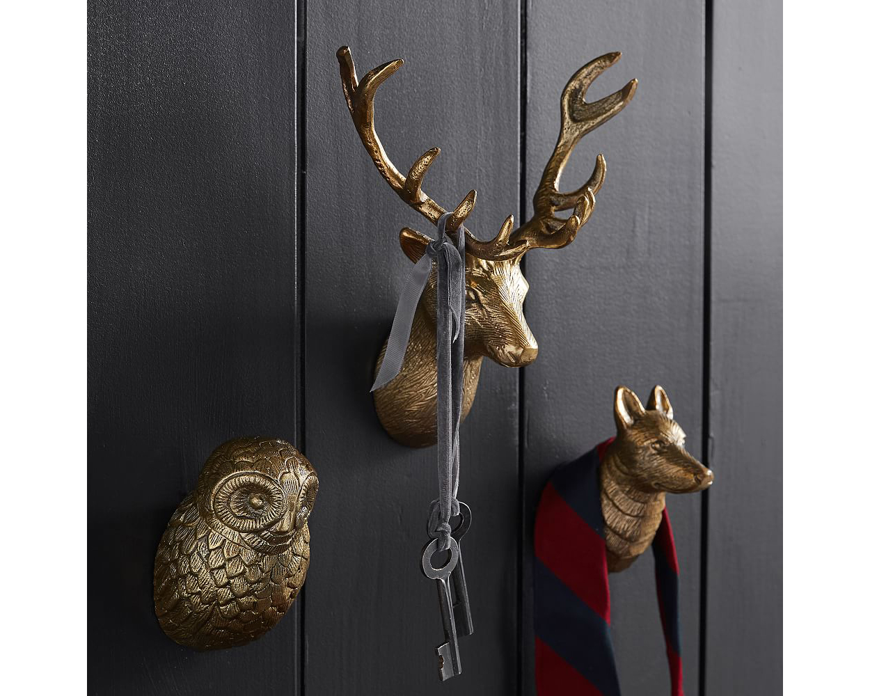 harry potter pottery barn holiday collection magical creature hooks