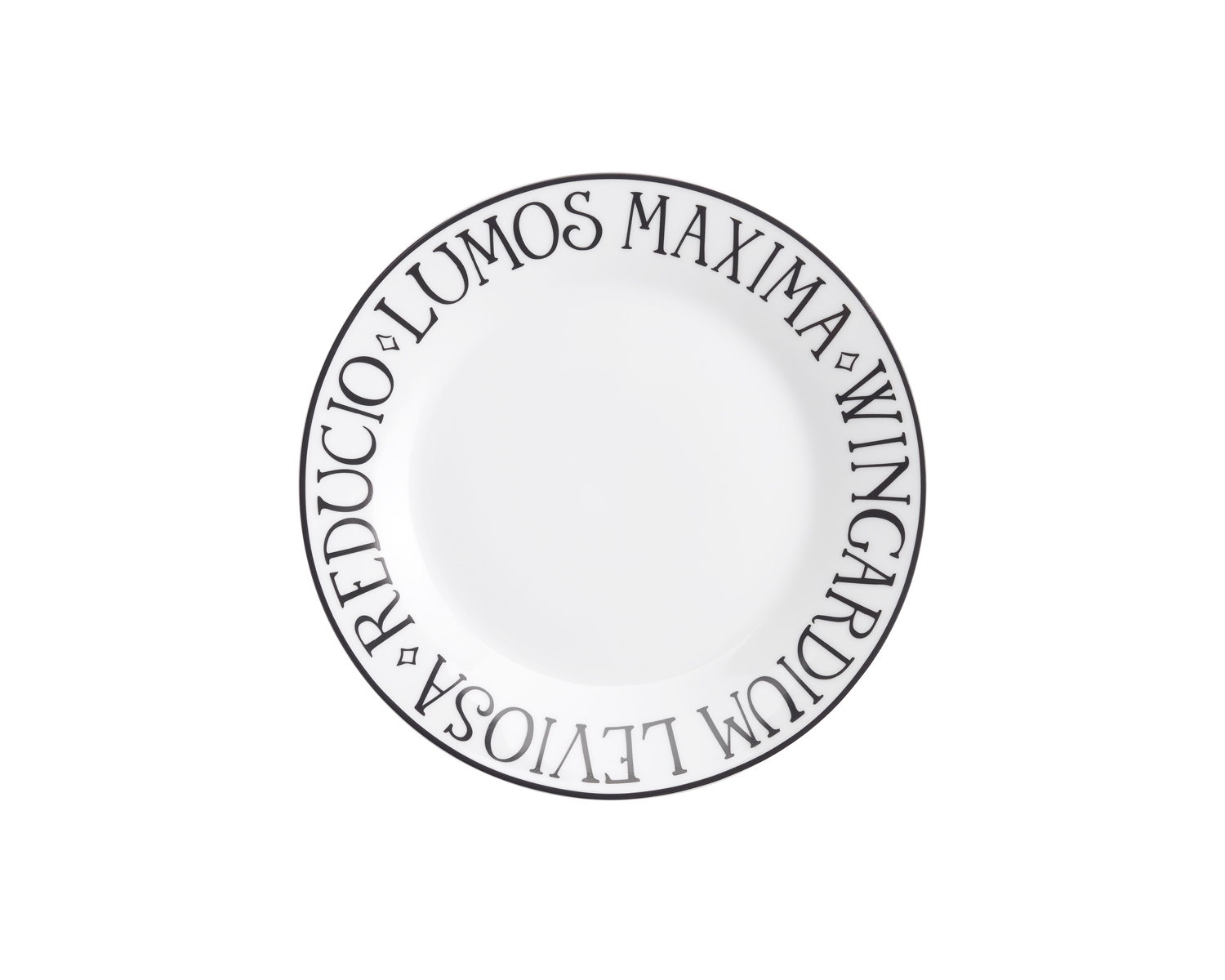 harry potter pottery barn holiday collection plates