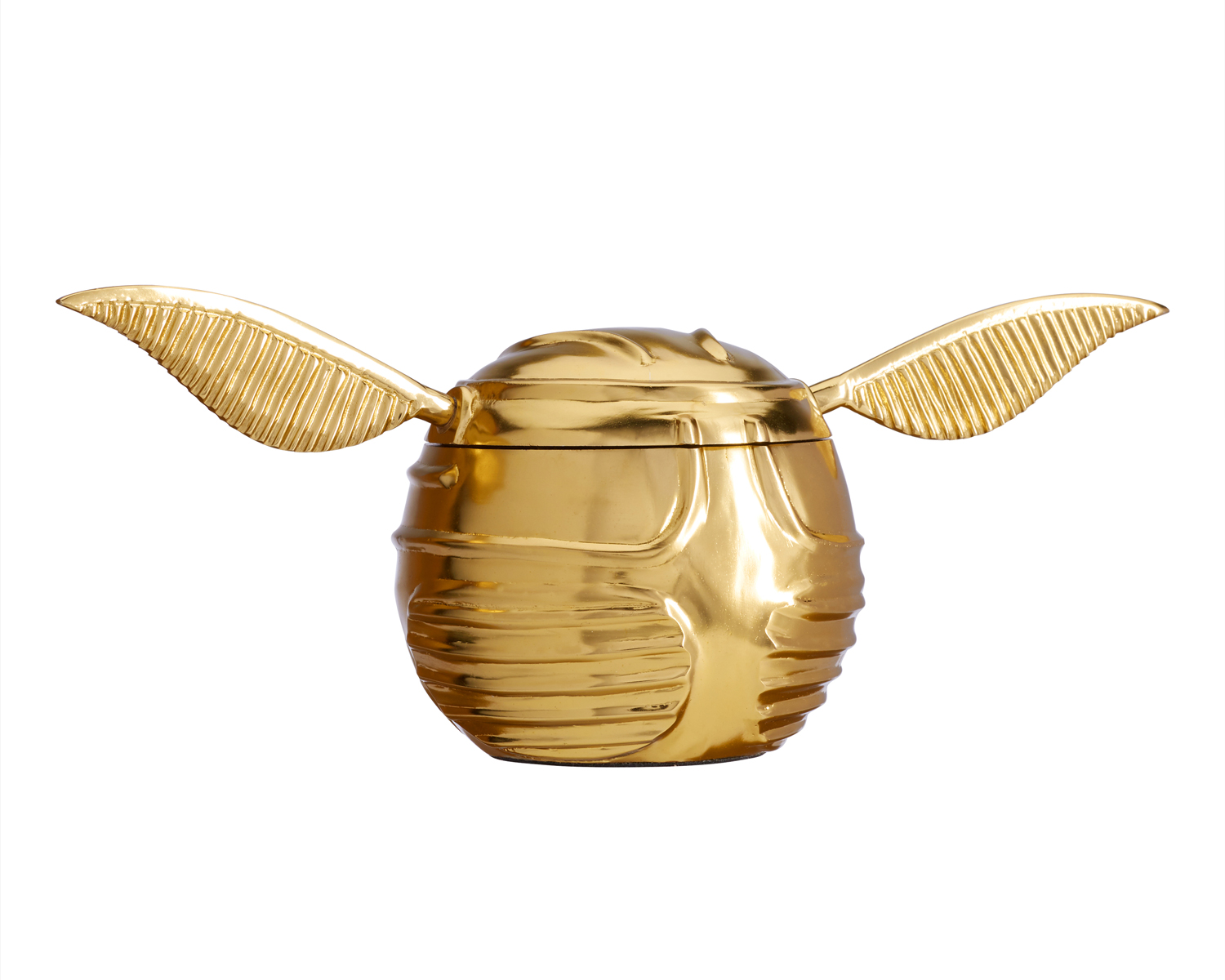 harry potter pottery barn holiday collection golden snitch bowl