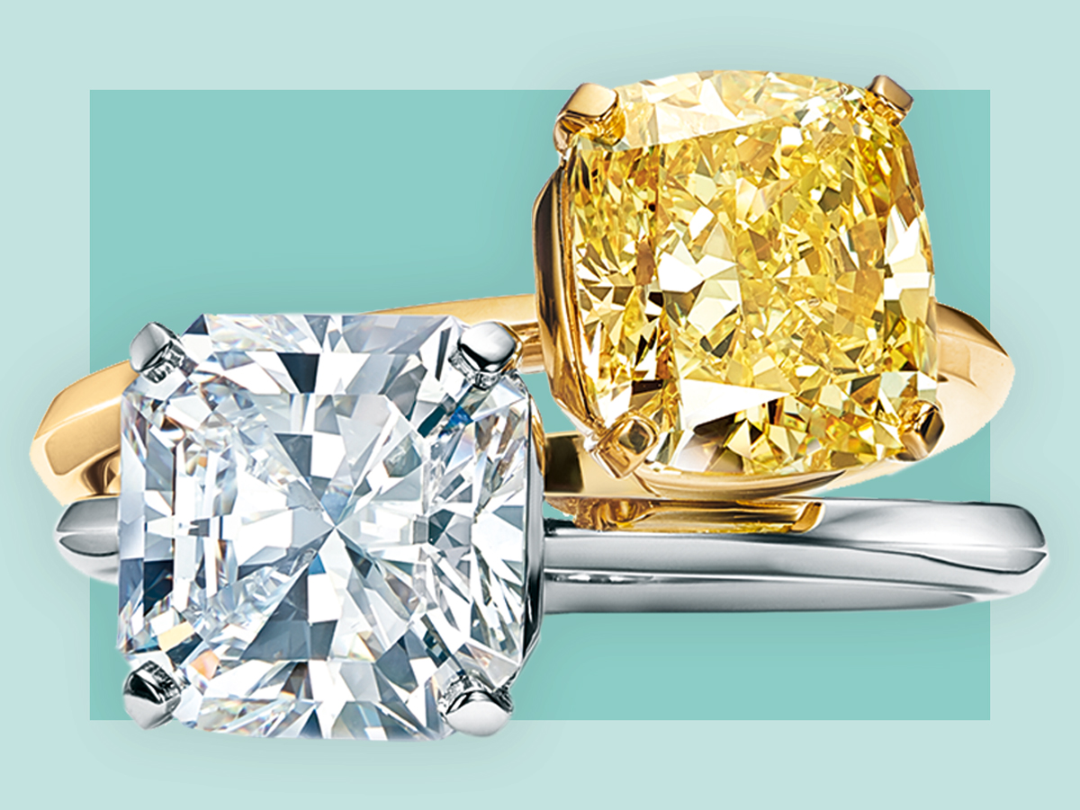 Tiffany Co Debuts New Engagement Ring Design Called The Tiffany