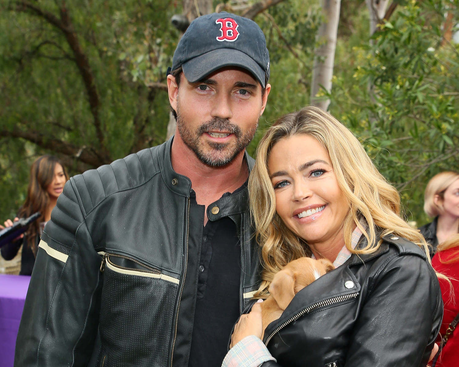 denise richards engaged