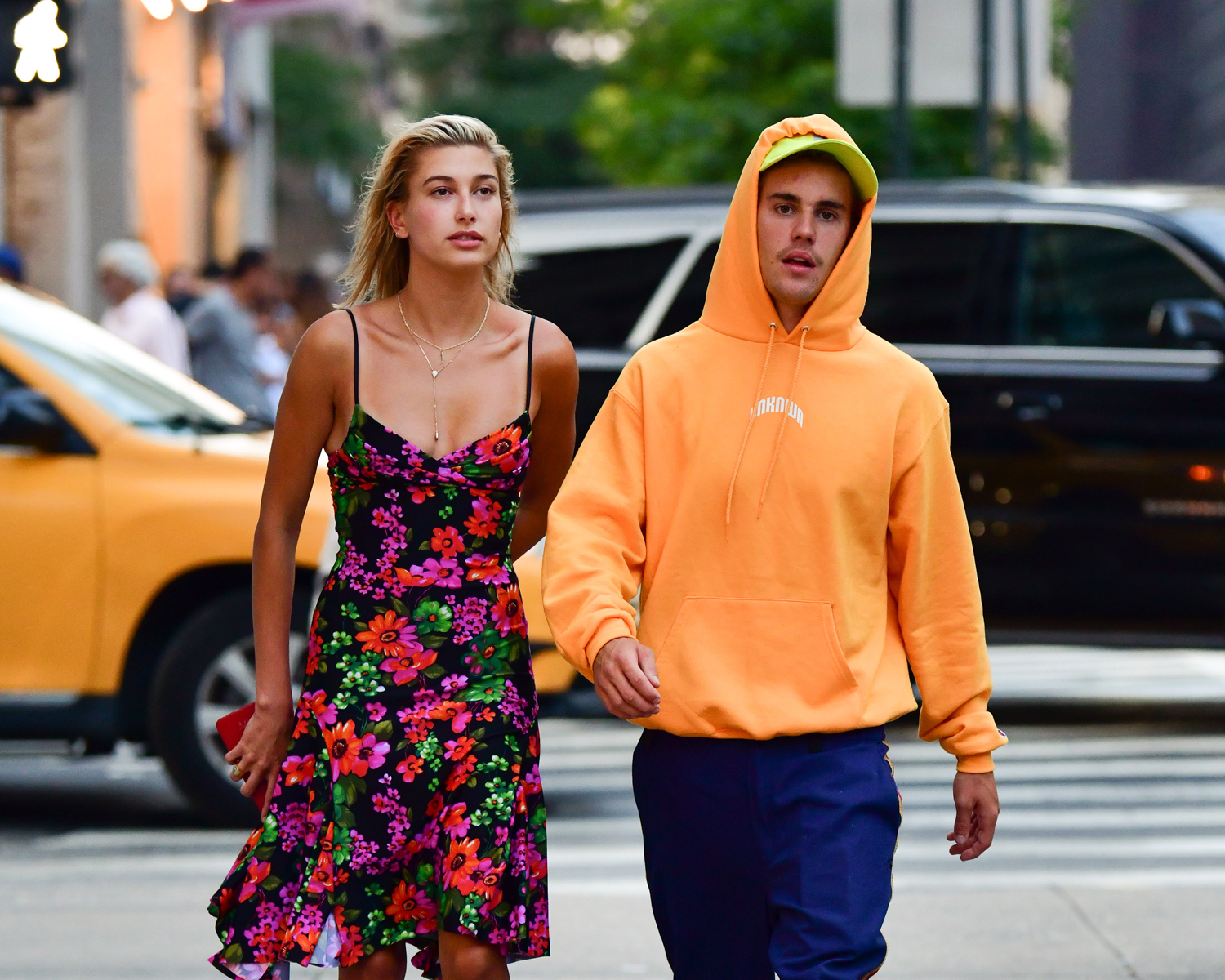 Justin Bieber and Hailey Baldwin Bare Everything About ...