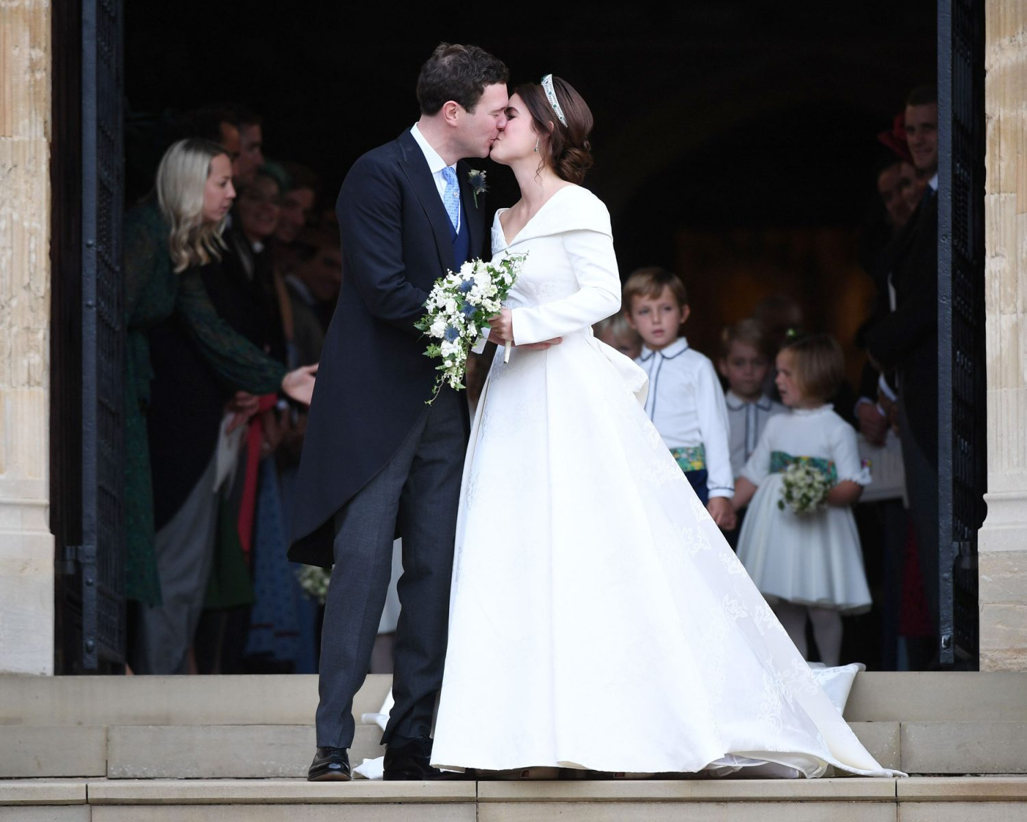 Princess Eugenie And Jack Brooksbank S Royal Wedding At Windsor