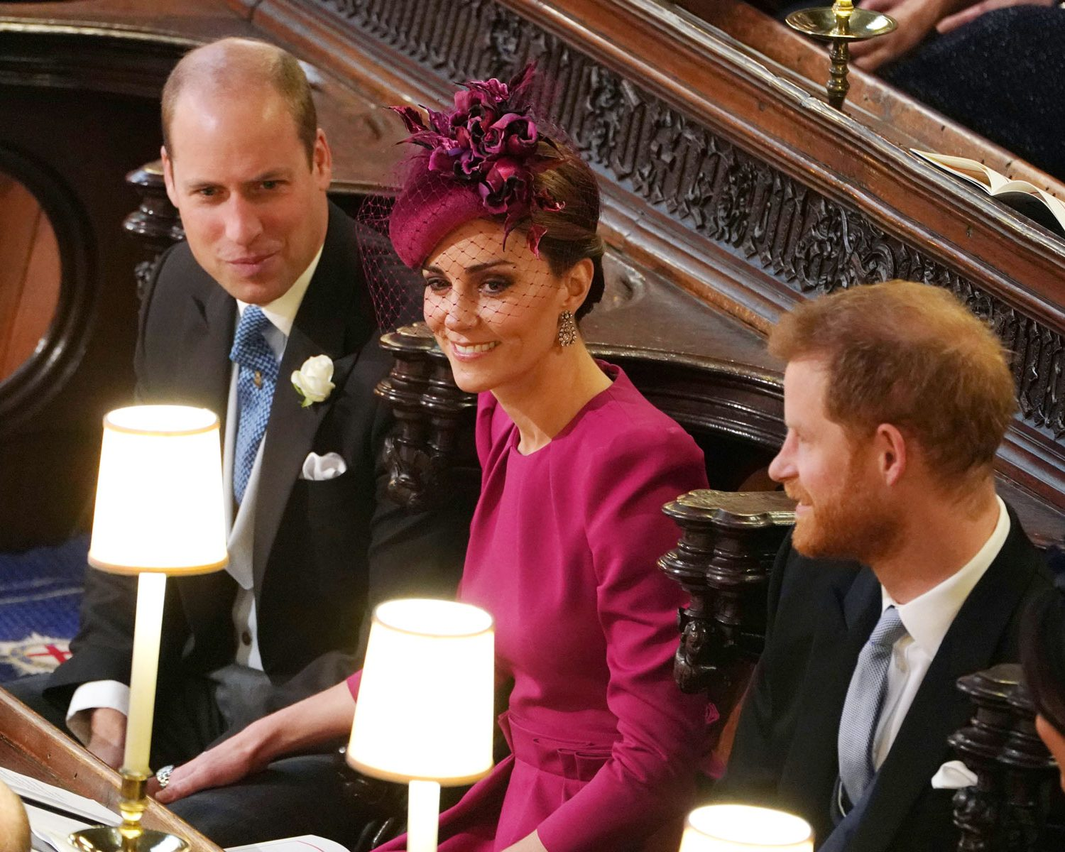 Prince William and Kate Middleton Hold Hands in Rare PDA Moment at ...