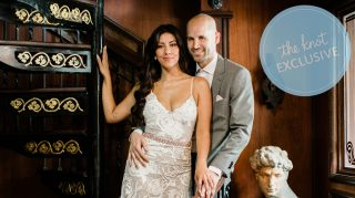 stephanie beatriz wedding