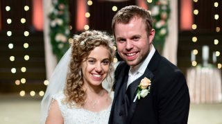 john david duggar wedding photo