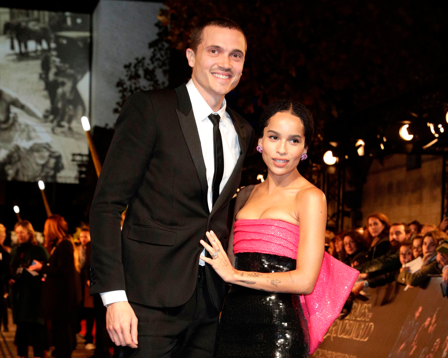Ð?аÑ?Ñ?инки по запÑ?оÑ?Ñ? zoÃ« kravitz and karl glusman