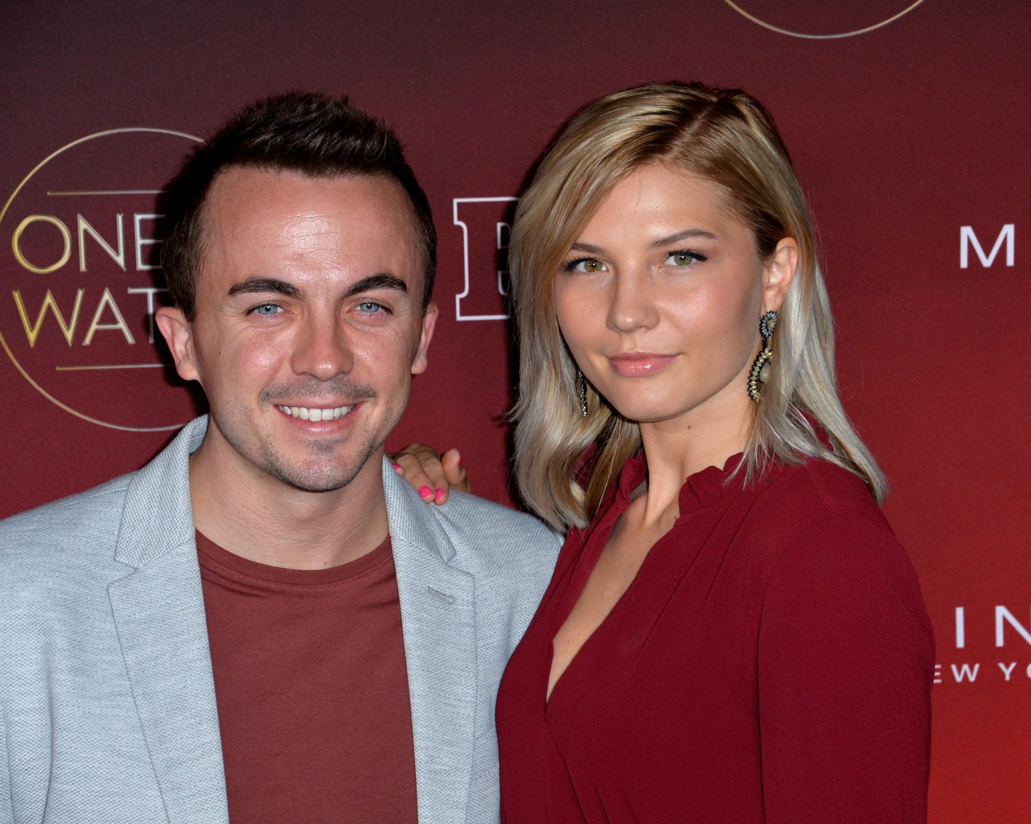 Malcolm in the Middle's Frankie Muniz Is Engaged