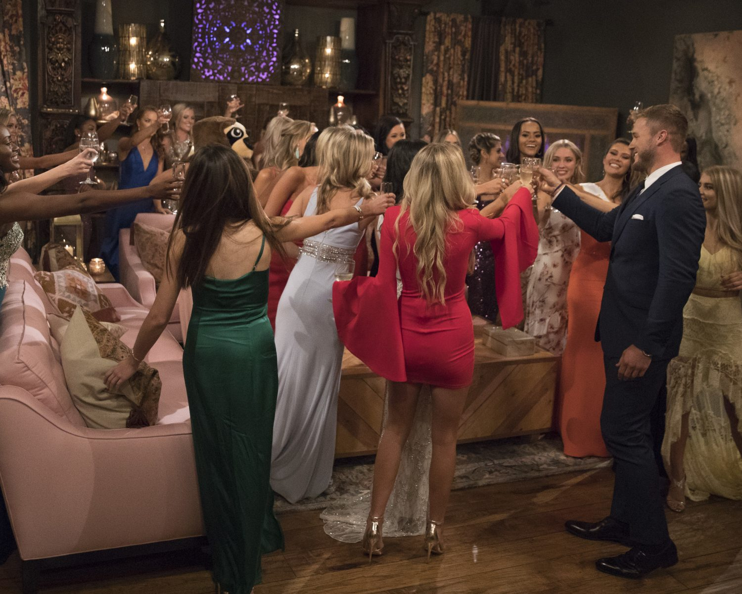 Bachelor Colton Underwood's Cast Includes Beauty Queens and