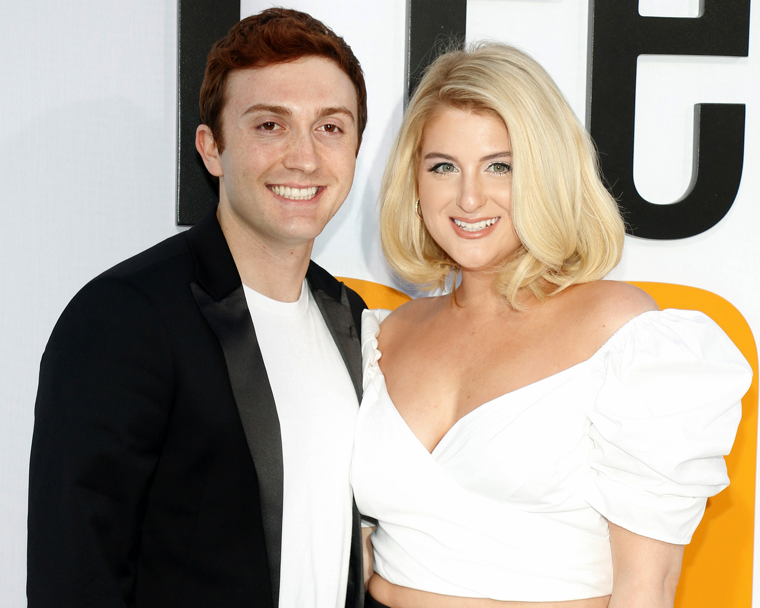 Meghan Trainor Marries Daryl Sabara In Backyard Wedding
