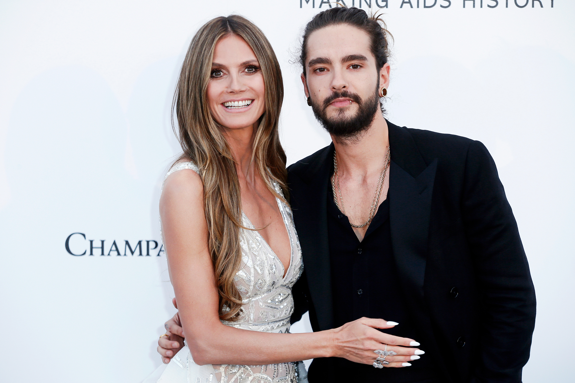 Supermodel Heidi Klum Is Engaged To Tom Kaulitz See Her Ring