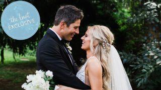 arie luyendyk lauren bunrham wedding