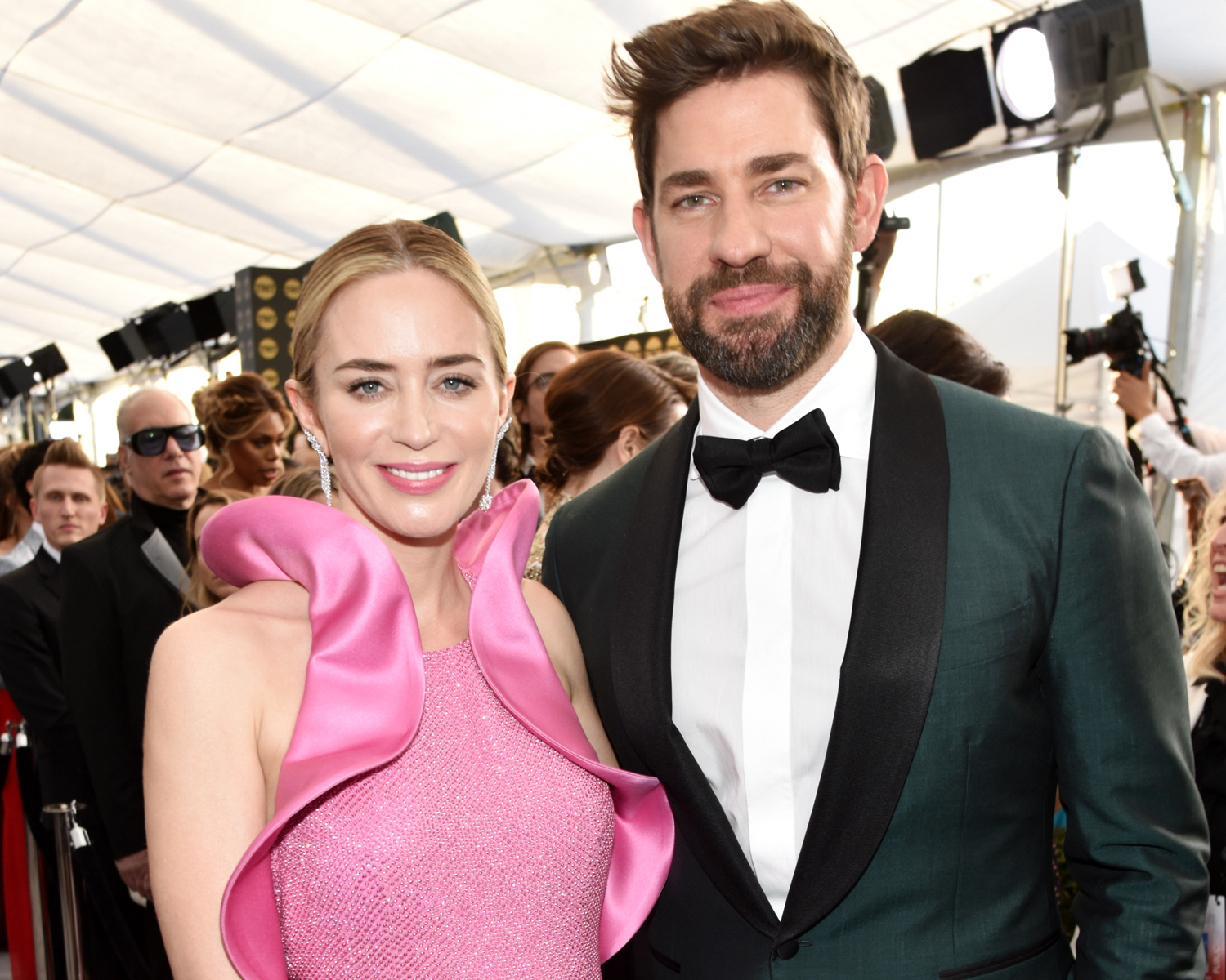 Emily Blunt Says She'd Change This One Thing About Wedding to John Krasinski