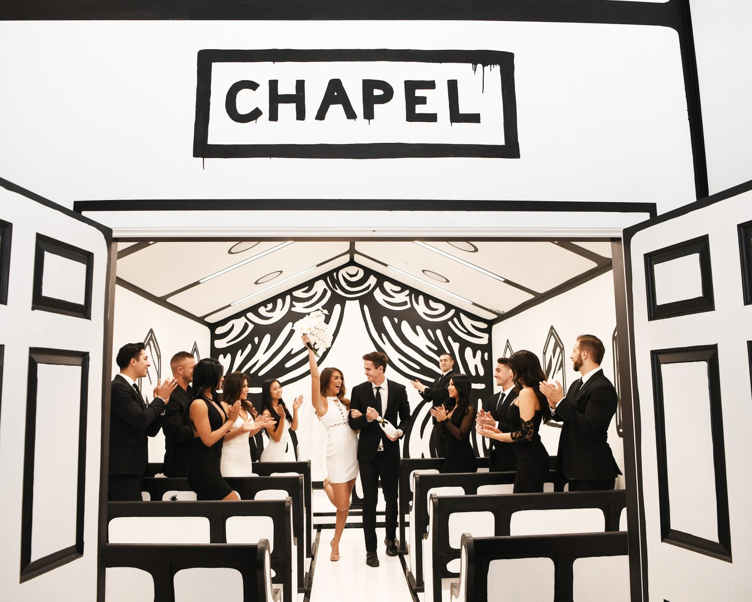 This New Vegas Chapel Was Made for the Instagram Generation
